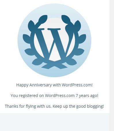 7 ani de blog
