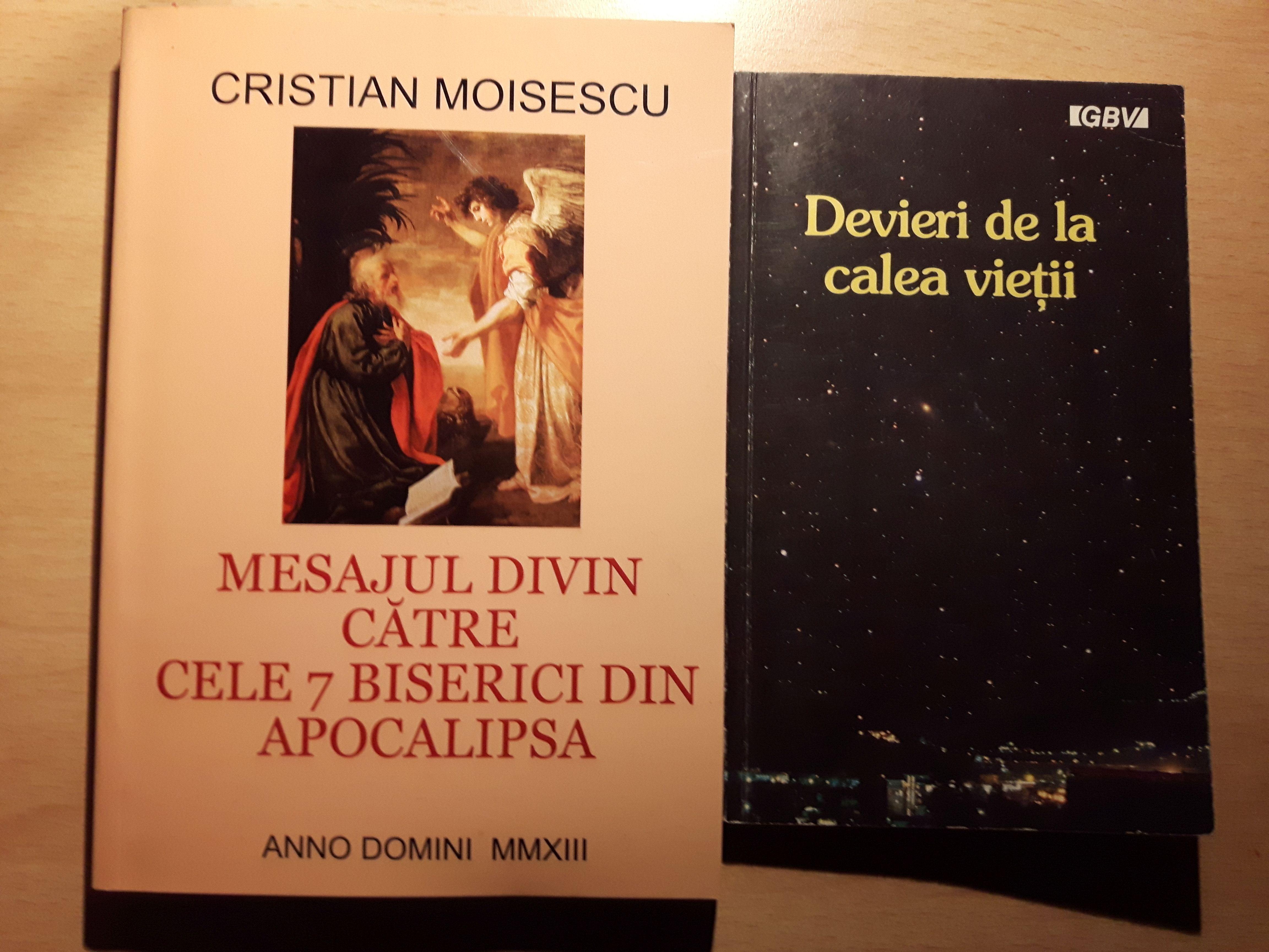 carti moisescu