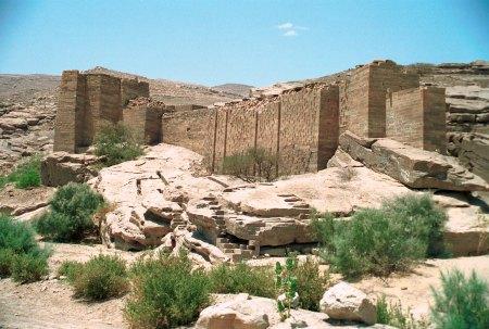 085 - Marib - Old dam