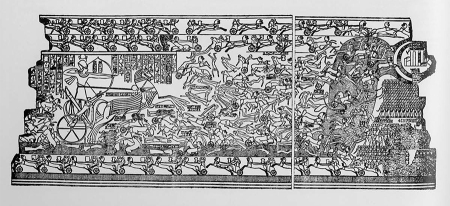 egyptian-chariots-six-spoke-pharoah