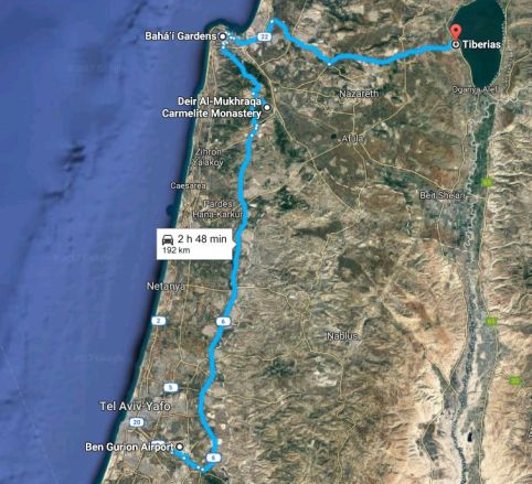 bengurion-haifa-tiberias