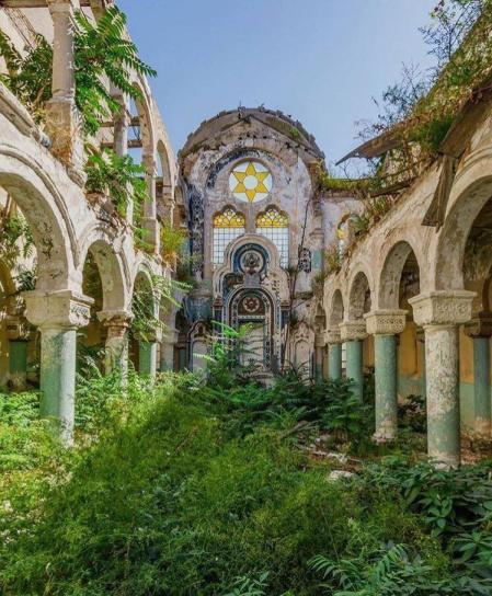 constanta sinagoga